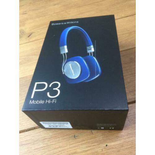 Bowers&Wilkins P3 headset