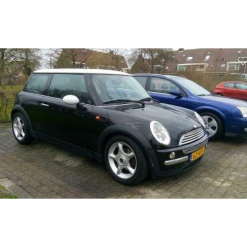 Mini Cooper Chili 2003 Zwart