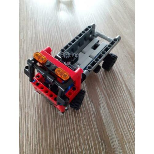 Lego Techinc Haaklader 42084