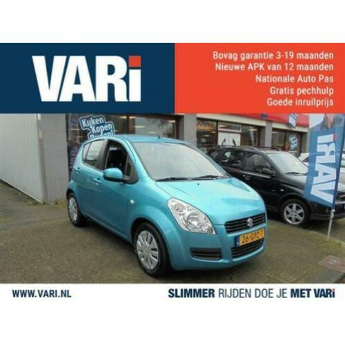 Suzuki Splash 1.2 Comfort (bj 2008)
