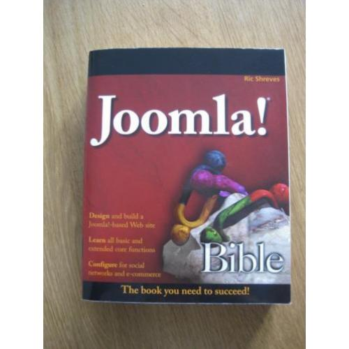 Joomla!bible (ISBN9780470509579)
