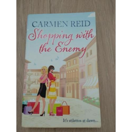 Shopping with the enemy - Carmen Reid