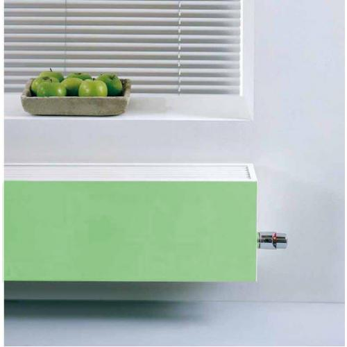 Jaga Jaga Mini Wand Convector, Type 20, 130 x 2000 Jaga Mini
